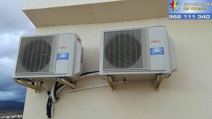 foto instalaci n de equipos de aire acondicionado en murcia