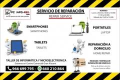 Servicio Tecnico Microelectronico Pc Info-Red