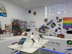 Tienda de Telefonia Movil e Informatica
