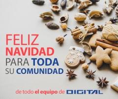 feliz navidad digital