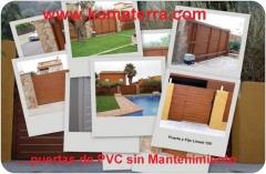 Puertas Euroterra  PVC
