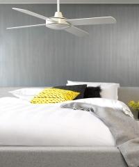 CASA BRUNO ventilador de techo Futura blanco