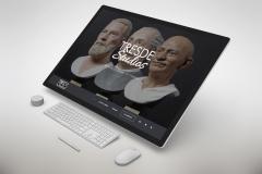 Web tresdestudios.com