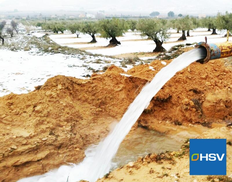 Hsv hermanos sanchez vergara for Limpieza de pozos de agua