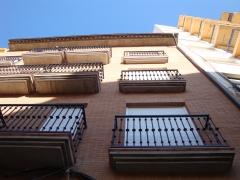 Balcones de fachada