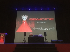 Alquiler de proyector 2k para festival Abycine 2016