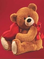Peluche oso amoroso. oasisdecor.com. peluches de calidad