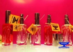 perfumeros de cristal grabados