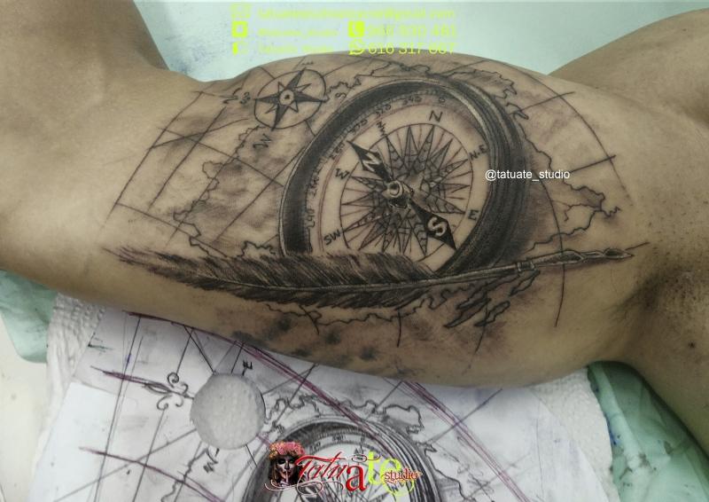 Tatuate studio ELCHE / ALICANTE
