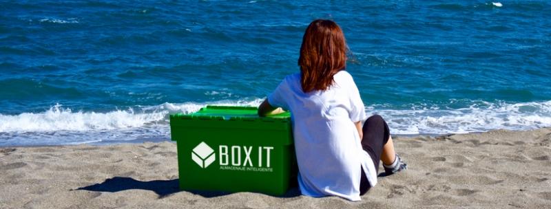 Boxit | Guardamuebles Trasteros Málaga
