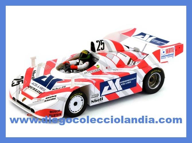 Falcon Slot . www.diegocolecciolandia.com . Tienda Slot,Scalextric en Madrid,España.