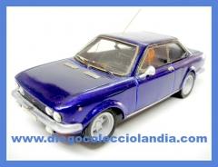 Seat 124 sport 1600 para scalextric. www.diegocolecciolandia.com . juguetería, tienda scalextric