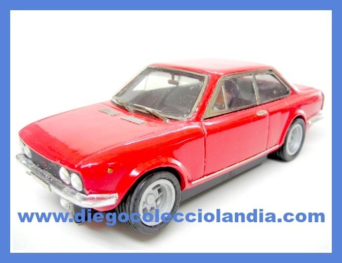 Seat 124 Sport 1600 para Scalextric. www.diegocolecciolandia.com . Juguetería, Tienda Scalextric.