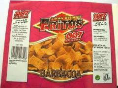 Films para envasado de snacks