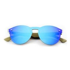 gafas de sol madera todo lente
