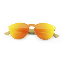 gafas de madera modelo Albany
