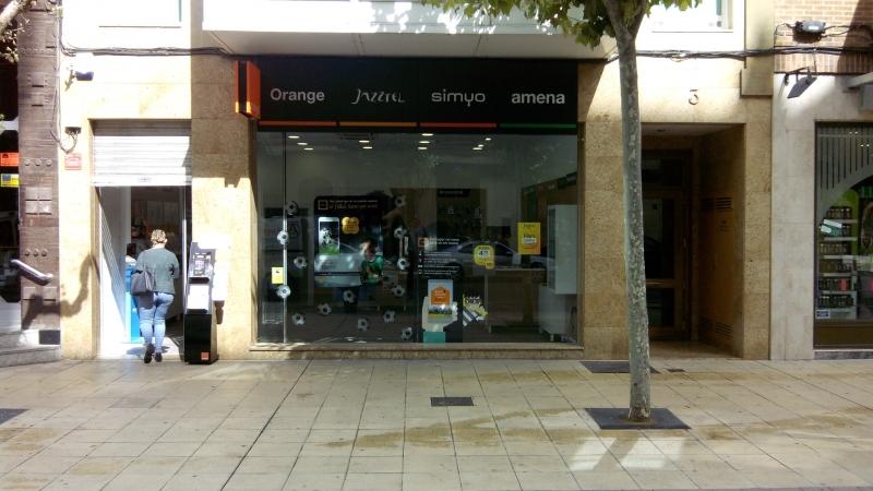 Acondicionamiento Local comercial nuevas oficinas Orange