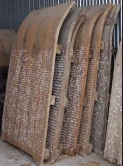 Trillos de madera