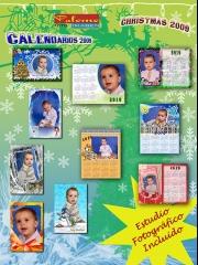 Christmas y calendarios de navidad