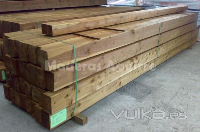 Pérgolas Barcelona  Porches de madera tratada en autoclave