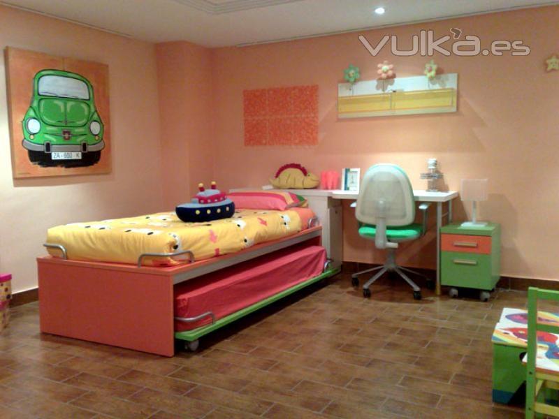 Foto Composici N Dormitorio Juvenil Publicado En La