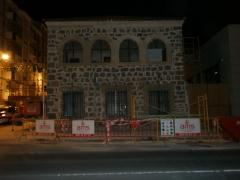 Edificio antiguo laboratorio durante la rehabilitacion