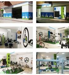 Nuestra tienda en C/ Jos� Laguillo 27