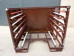 Contenedor para piezas seat