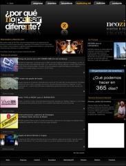 Trabajos web realizados neozink.com