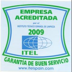 Empresa Acreditada ITEL 2