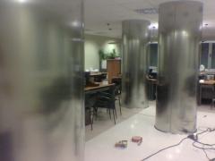 Forro pilares d 850