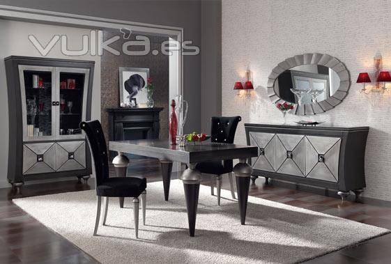 Foto muebles de comedor clasicos for Muebles comedor clasicos