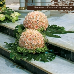Dise�o  floral - ricardos decor