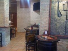 Restaurante , carpinteria