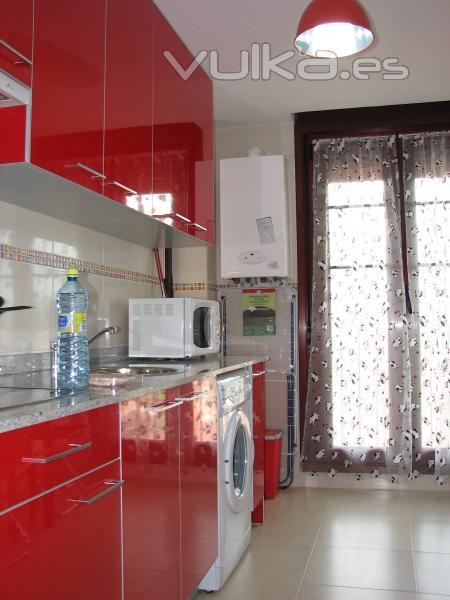 Foto cocina piso 2 habitaciones en alquiler con opcion a compra - Piso en alquiler con opcion a compra ...
