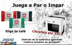 ILLY Cevending