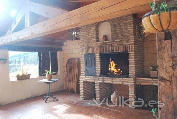 Casa rural el olmo - Casas rurales decoracion interior ...