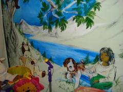 Habitación infantil (pintada)5
