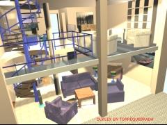 Remodelacion integral de duplex en nueva torrequebrada, benalmadena