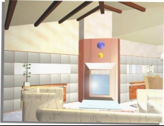 Proyecto para vivienda en zona residencial en puerto marina (benalmadena)