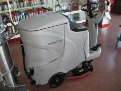 Limpieza. m�quina fregadora limpiadora ipc.