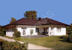 Casas prefabricadas modelo sajama