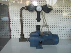 Bombas de agua. grupo de presión.