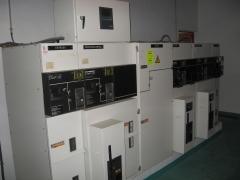 Celdas schneider. montaje 2x1000 kva.+ ampliación salida de 1x2000 kva.