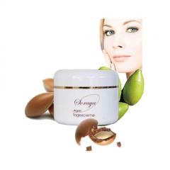 Serie soraya: crema de d�a con aceite de argan