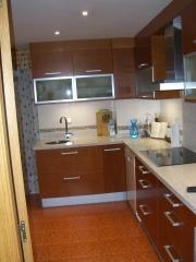 Cocina madera te�ida,rf.ma-0883