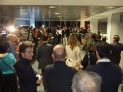 Acto de presentaci�n horeca digital en el world trade center de zaragoza