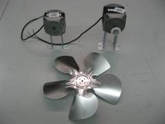 Ventiladores monofasicos para aparatos soldadura.