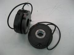 Motores electricos: electroimanes fijos c.c. motor abb.