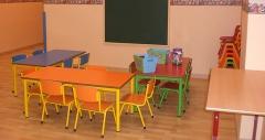 Arquitectos sevilla: nave para escuela de educación infantil